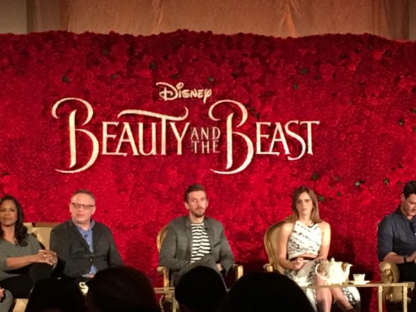 """Magic and The """"Beauty And The Beast"""" Press Conference 5"""