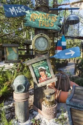 More Details: 'Miss Adventure Falls' at Disney's Typhoon Lagoon 2