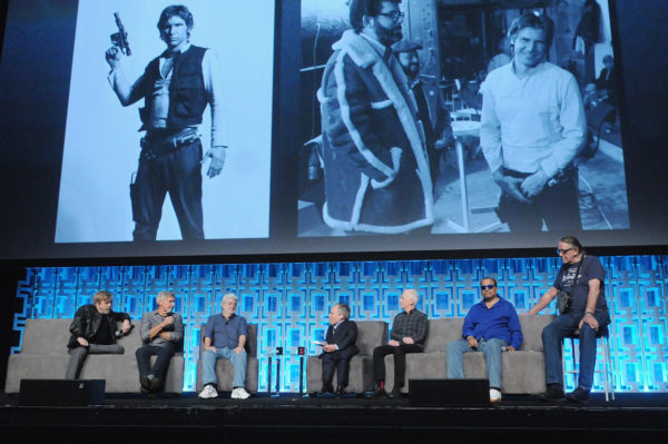 Star Wars 40th Anniversary Celebration in Pictures and video! 5