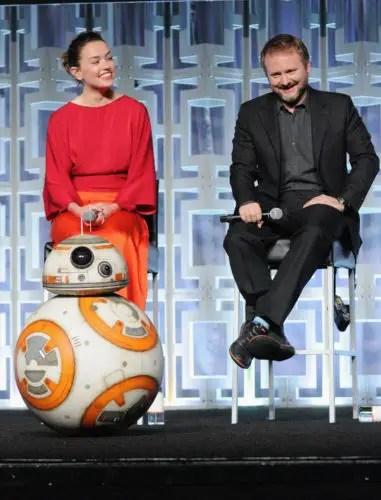 """Star Wars: The Last Jedi"" Panel Photos 5"