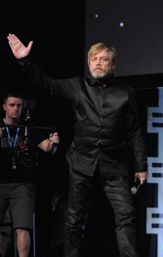 """Star Wars: The Last Jedi"" Panel Photos 3"