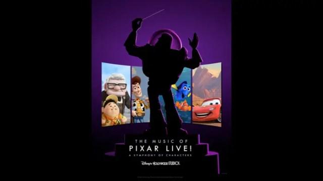 Pixar Live