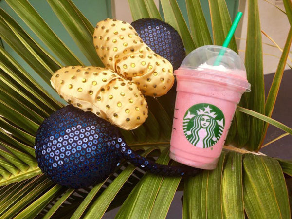 Disney Inspired Frappuccinos