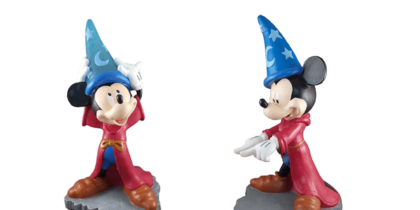 Sorcerer Mickey Garden Gnomes