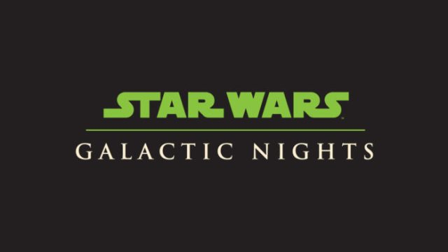 Star Wars: Galactic Nights Returns This December To Hollywood Studios 1