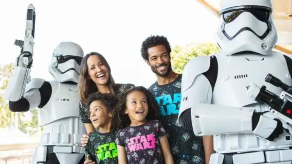 Disney Store Celebrates Star Wars Day