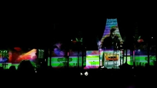 """Video of """"Disney Movie Magic!"""" the Surprise New Nighttime Show at Hollywood Studios 2"""