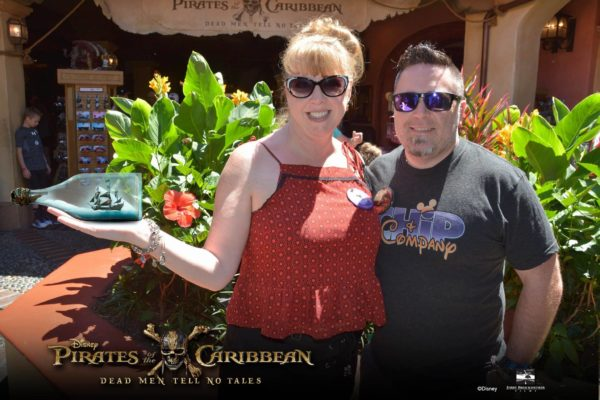 Yo ho ho! Disney's PhotoPass Adds Pirate Magic Shots and Memory Maker Photos 1
