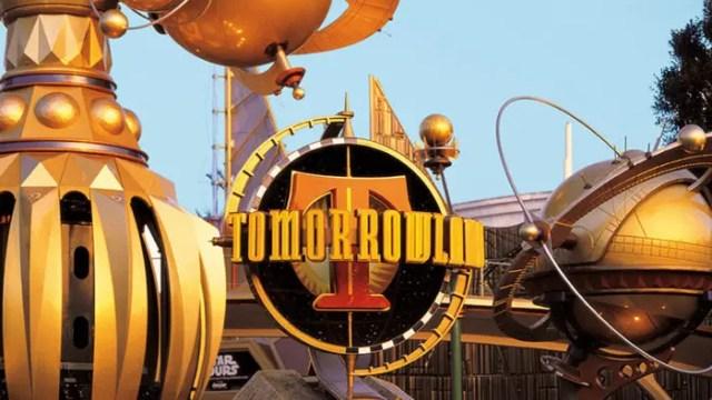 Disneyland Tomorrowland