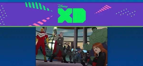 Six Original Animated Shorts With Newest Avengers Starts Fourth Season 1