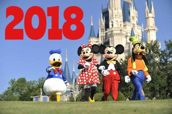 The Wait is Almost Over 2018 Disney Vacation Packages Could be Available in a Matter of Days 1