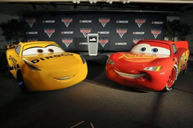 Cars 3 Cruz