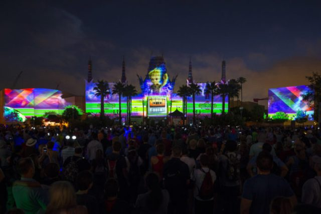 """""""Disney Move Magic"""" Is the New Amazing Nighttime Entertainment at Hollywood Studios 1"""