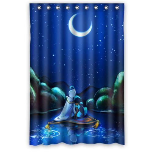 Five Unique Disney Inspired Shower Curtains We Love 7
