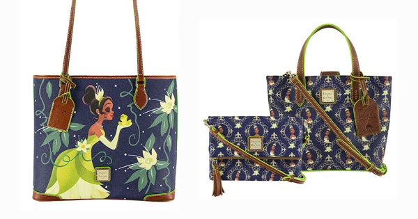 e063eff8e91 New Tiana and Haunted Mansion Dooney   Bourke Collections Coming Soon