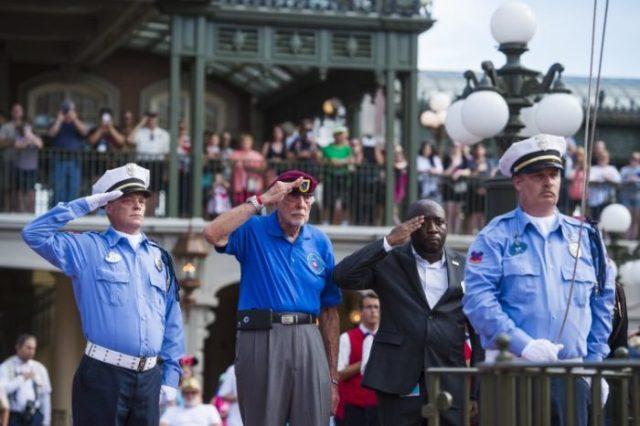 Walt Disney World Honors U.S. Army's 82nd Airborne Division 3