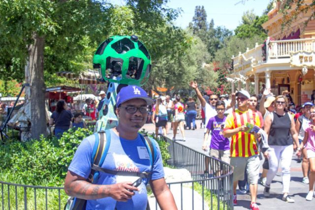 Disneyland Resort Will Soon Have Google Street View 1