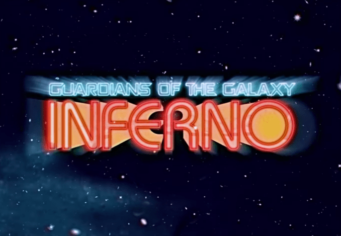 "Marvel Studios' Releases Hilarious ""Guardians' Inferno"" Music Video 1"