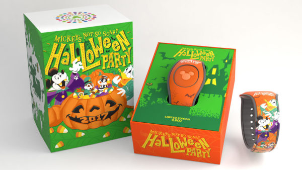 Halloween Party MagicBand