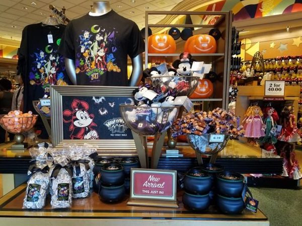 Disneyland Halloween 2019 Merchandise.2017 Halloween Merchandise Is Now Available At Walt Disney World