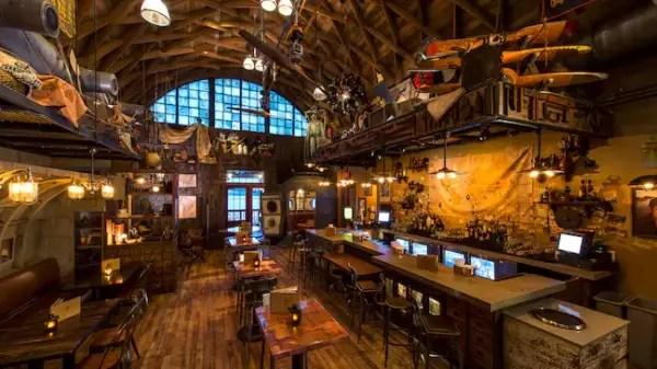 Jock Lindsey's Hangar Bar Introduces Exciting New Menu Items 1