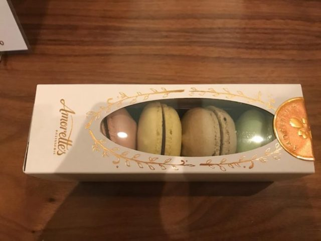 Two New Macaron Flavors and Wine Slushies Grace the Fall Menu at Amorette's Patisserie in Disney Springs 1