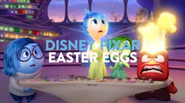 Pixar Released a Video Sharing Their Favorite Hidden Easter Eggs 1