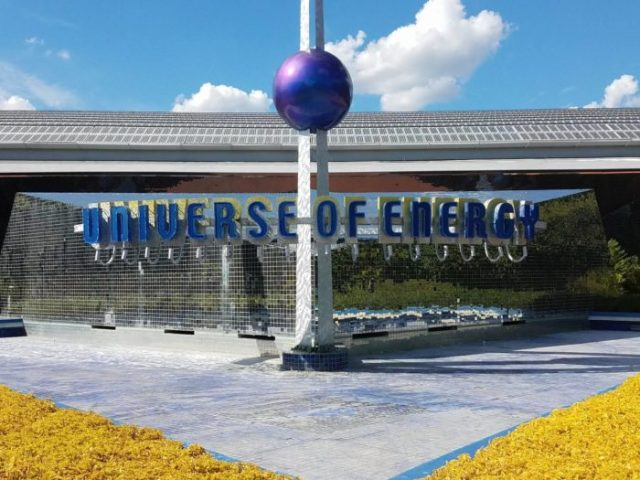 The Universe of Energy Now No Longer Has Power Or Water 3