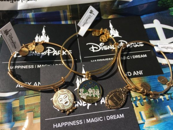 Alex and Ani Haunted Mansion