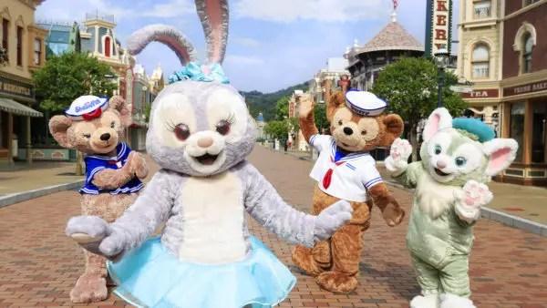 Duffy's Adorable Friend StellaLou Has Made Her Way to Hong Kong Disneyland 1