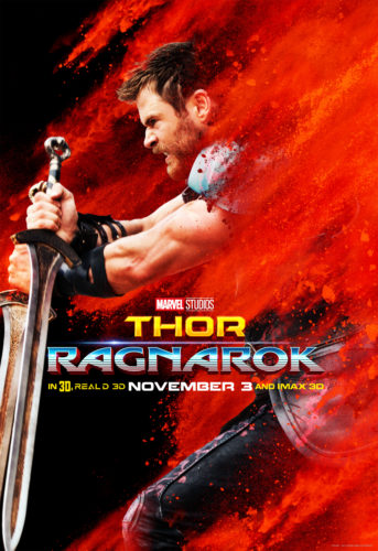 """""""THOR: RAGNAROK"""" TICKETS AND NEW POSTERS NOW AVAILABLE! 1"""