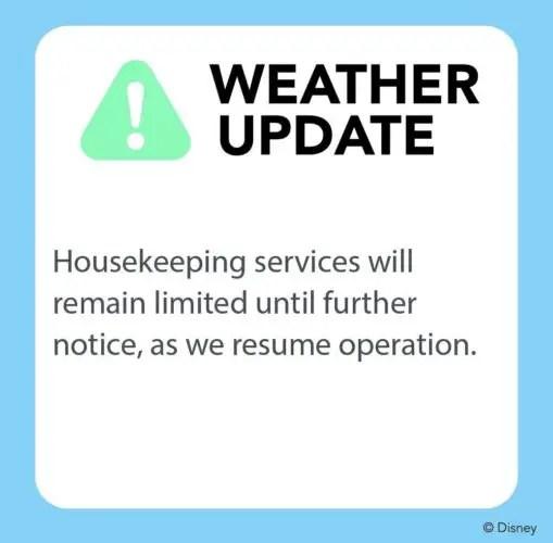 housekeeping