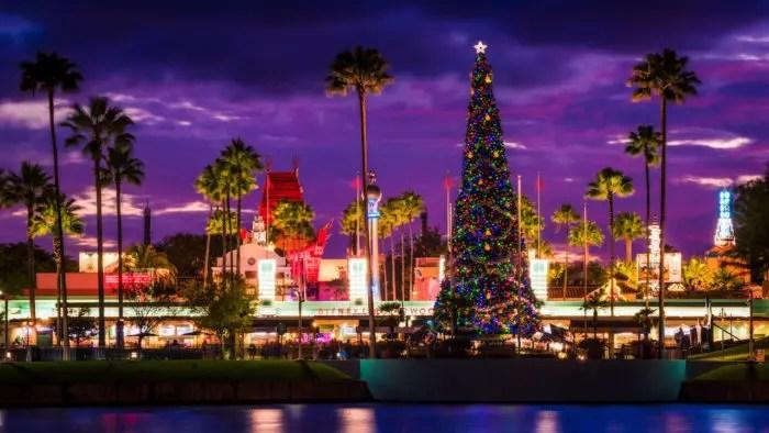 Hollywood Studios Christmas