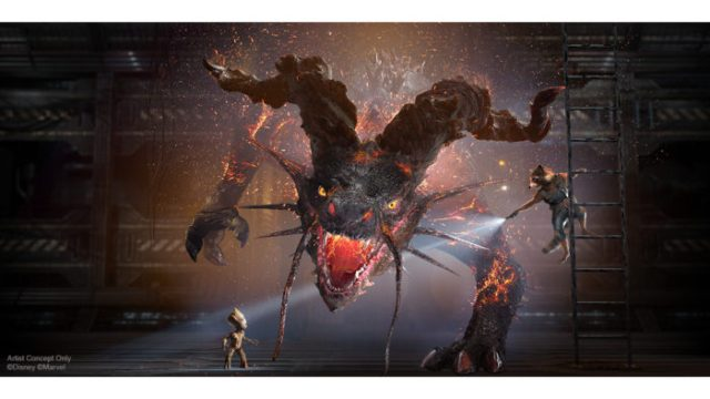 How You Can Help Save Groot at Guardians of the Galaxy-Monsters After Dark 1
