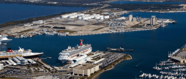 Port Canaveral still closed and assessing damage 1