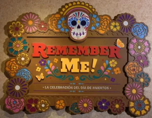 'Remember Me!' La Celebración del Día de Muertos is Now Open at the Mexico Pavilion in Epcot 2