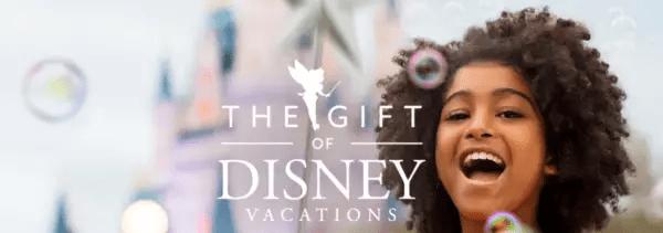 Disney gifting site