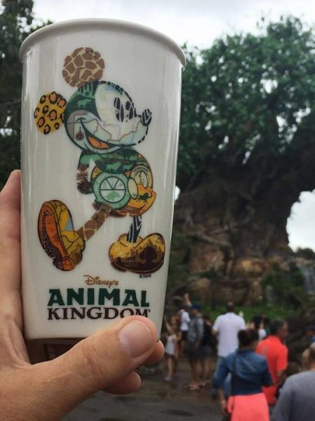 Animal Kingdom Tumbler