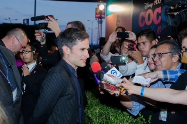 """Coco"" Filmmakers & Gael García Bernal Welcomed At Morelia International Film Festival 4"