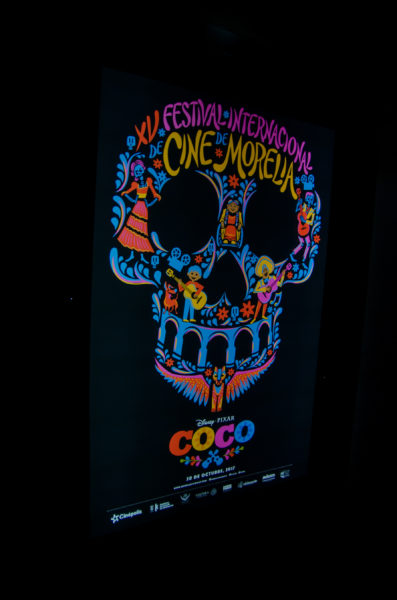 """Coco"" Filmmakers & Gael García Bernal Welcomed At Morelia International Film Festival 5"