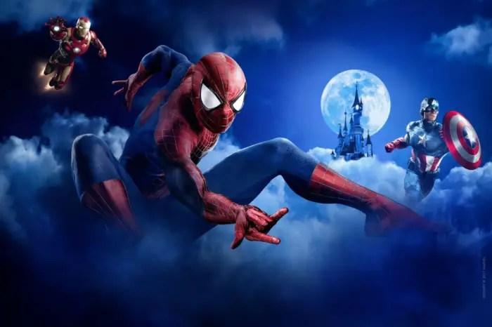 Marvel Summer Of Super Heroes Coming To Disneyland Paris In 2018 1