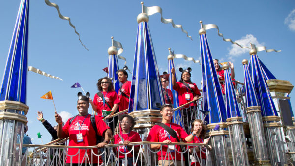 Apply Now for the 2018 Disney Dreamers Academy 1