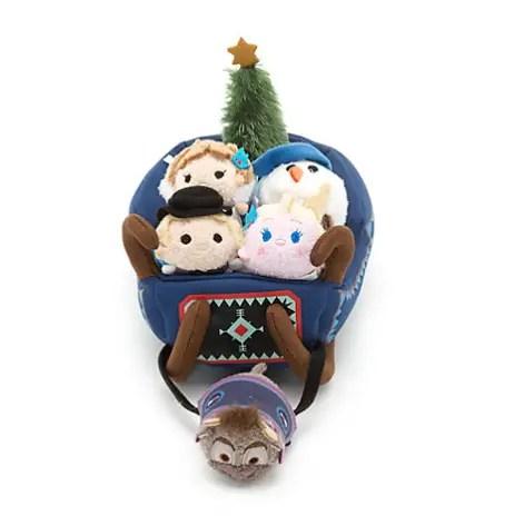 New Disney Unicorn Tsum Tsum Plush Toys and Frozen Set 1