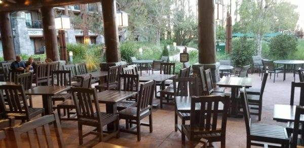 Roaring Fork is Serving Up Some Tasty Menu Items at Disney's Wilderness Lodge 2