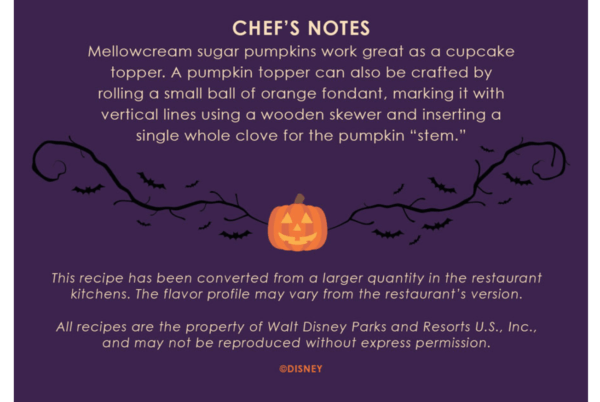 Contempo Cafe's Pumpkin Cupcake Recipe is Spooky Good! 6