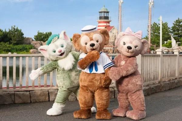 Duffy, Frozen, and Pixar Come to Tokyo Disney Resort 2