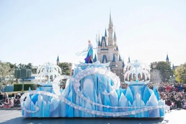 Duffy, Frozen, and Pixar Come to Tokyo Disney Resort 5