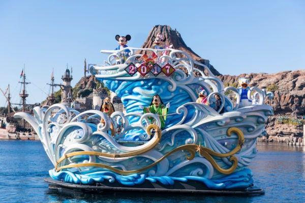 Celebrate the Year of the Dog with Pluto at Tokyo Disney Resort 3