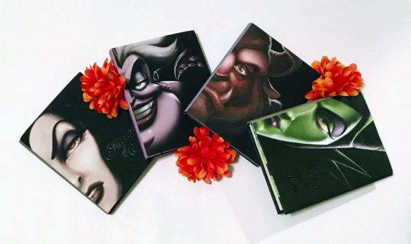 Disney Villains Book Series