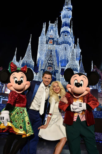 Disney Magic and Celebrities are Abound During 'The Wonderful World of Disney Magic: Magical Holiday Celebration' Airing November 30 3